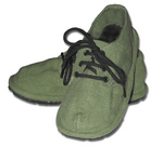 KidBean.com's Organic Hemp Shoes for Kids