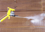 Powder Duster & Gotcha Sprayer