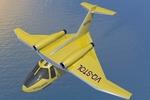 Jetpod T100 Aircab exterior