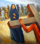 """Station IV - Jesus Meets His Mother"""""""