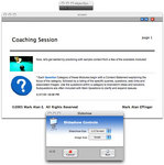 eXpertSystem™<a href=&quot;http://store.richcontent.com&quot; title=&quot;RichContent coaching software&quot;>Coaching and Consulting Software Slideshow viewer with brand</a>.
