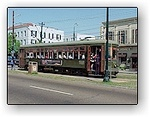 The Original New Orleans Streetcar, the oldest continuously operating street railway system in existence!