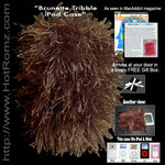 "Brunette ""Tribble"" iPod Case from HotRomz.com"