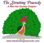 The Strutting Peacocks
