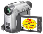 Free Sony Camera with HI-POD