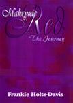 """Mahrynie Red"" Book Cover"