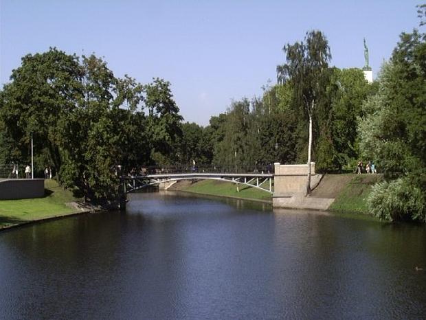 Opera House Park - Riga Latvia