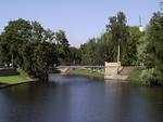 Opera House park canal