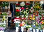 Flower Market Terbatas Street