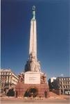 Freedom Monument Riga Latvia