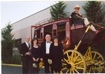 Honorees arrive at Good Samaritan Gold Rush Gala