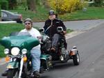 Rick Davidson Coast to Coast Motorcycle Trip