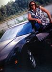 The Nuge and His Custom Corvette