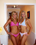 Carissa & Heather @ Villa Sinclair Beach Suites & SPA