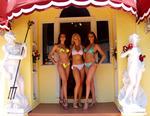 Miss Florida USA at Villa Sinclair beach Suites & SPA
