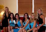 Melissa Miss Florida USA & 5 2005 contestants
