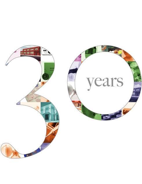 Similiar 30th Business Anniversary Keywords