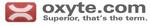 Logotype - Oxyte Communications, LLC