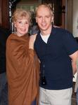 Betsy Palmer and Film Director, Bryan Norton.