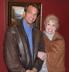 Betsy Palmer and Warrington Gillette