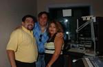 KWID Radio DJ Luis El Tapatio & John Krondes