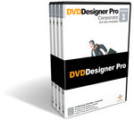 DVD Designer Pro Corporate Collection by Motionism