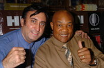 Boxing Champ George Foreman & John Krondes