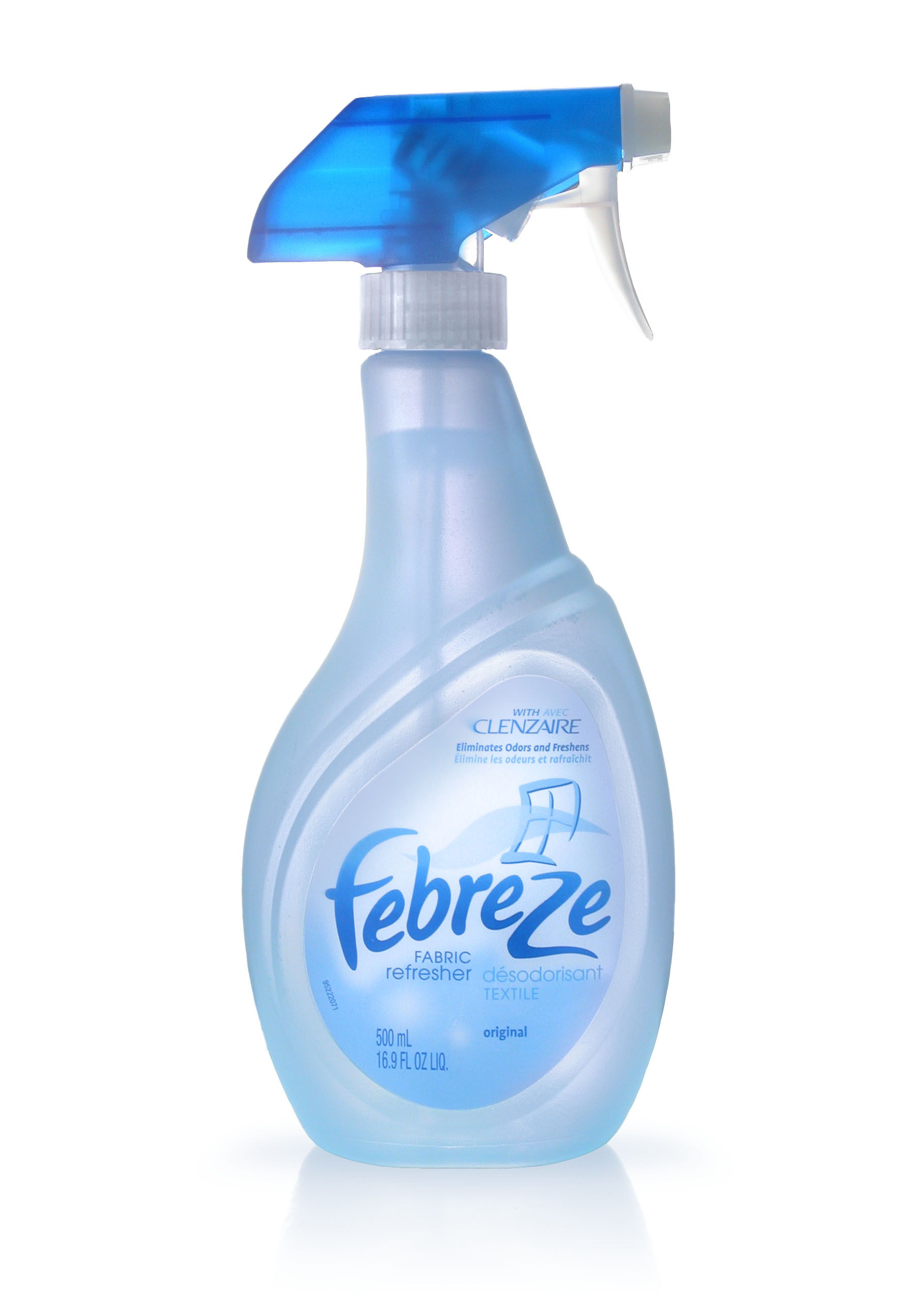 Product Ventures Designs New Febreze Bottle