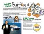 GOPOKES Party Poker Bonus