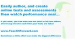 TeachItForward.com Test s And Assessments: Education