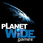 Planetwide Games Logo
