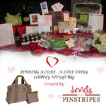 Finding a Cure...A Love Story Celebrity/VIP Gift Bag