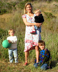MMOB Founder Megan Matson and Family