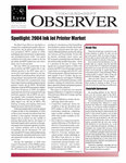 The Hard Copy Observer Spotlight: 2004 Ink Jet Printer Market Report