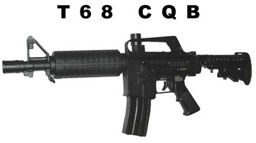 T68 CQB Paintball Gun