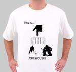 The Home Team Hockey Fan
