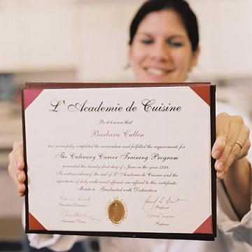 Culinary arts school l academie de cuisine rated one of for Academie de cuisine