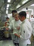 Chef Patrice Olivon