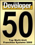 Area Developer Magazine's Top 50 Multi-Unit Franchise Systems