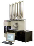 Time-triggered fraction collector add-on to the Veloce micro parallel liquid chromatography system