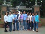 Capital University's Filipino Nursing Students