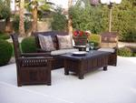 Rustic Mission Furniture