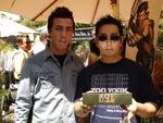 Joe Hahn (Linkin Park) & Jason Winkler