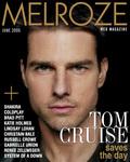 Melroze Web Magazine featuring Tom Cruise