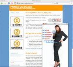 PRWeb <b><a href=&quot;http://exitpath.prwebdirect.com&quot; title=&quot;PrWebDirect Service for Authors and Publishers&quot;>Quickstart.com Web Site Home Page</a></b>