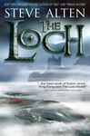 "Book cover, ""The Loch"""