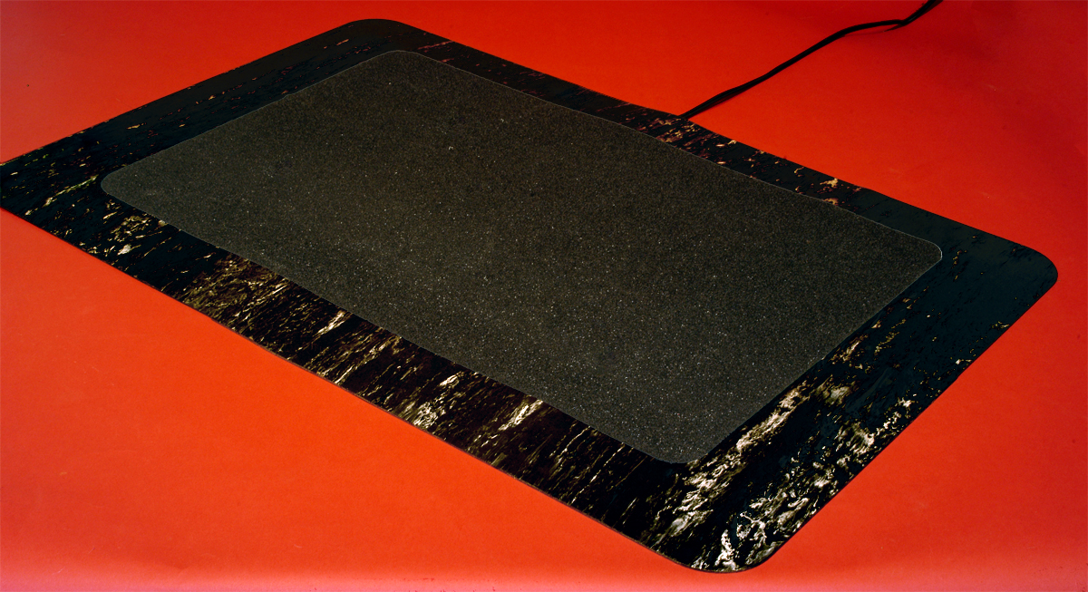 New Martinson Nicholls Heated Anti Fatigue Mat Provides