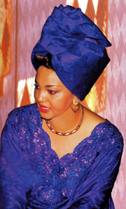 Black Cosmetics Retailer Names First Lady Of Cameroon 2005
