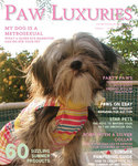 Paw Luxuries Magazine - Summer Issue Cover