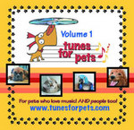 Tunes For Pets, Volume 1